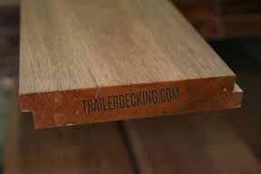 Buy Trailer Decking Apitong Shiplap Amp Rough Boards Truck